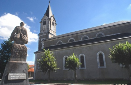 Photo de Eglise de La-Barthe-de-Neste